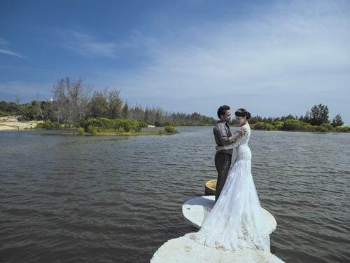 Ảnh cưới lãng mạn của Trang Nhung và ông xã đại gia-16