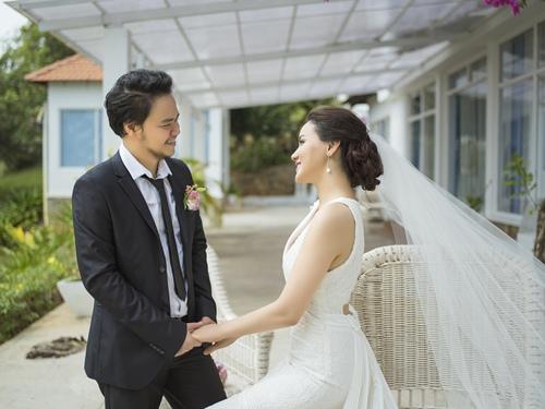 Ảnh cưới lãng mạn của Trang Nhung và ông xã đại gia-4