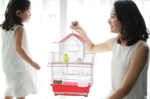 """Con gái HH Hương Giang mới 3 tuổi đã """"đảm đang""""-10"""