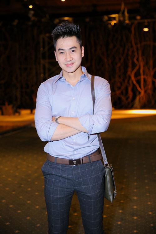 """Minh Tuyết lần đầu """"khoe"""" chồng với truyền thông-6"""