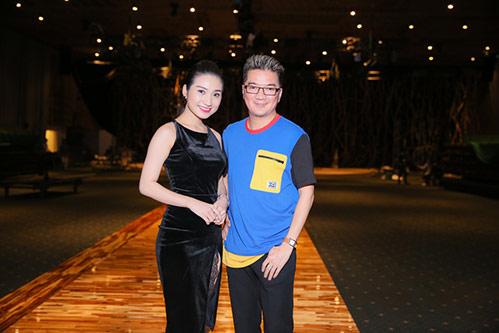 """Minh Tuyết lần đầu """"khoe"""" chồng với truyền thông-9"""