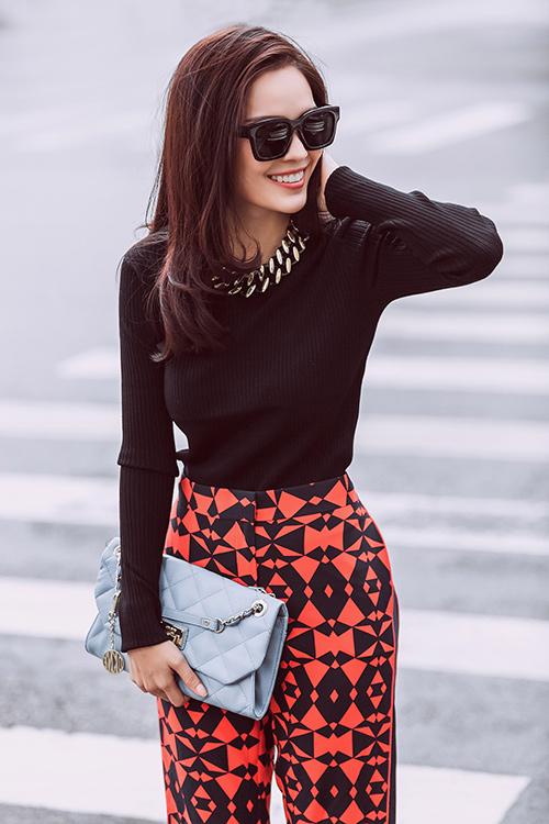 Dương Cẩm Lynh gợi ý chọn váy đẹp du xuân-3