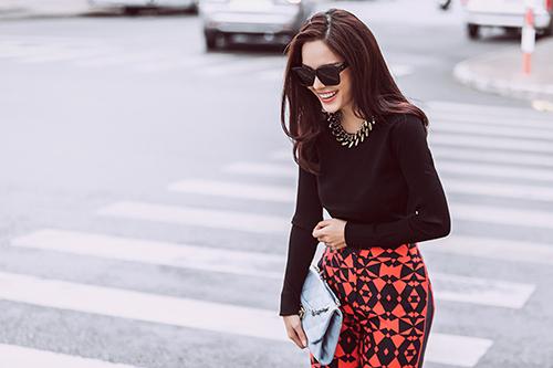 Dương Cẩm Lynh gợi ý chọn váy đẹp du xuân-2