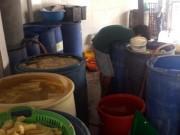 Pháp luật - Kinh hoàng măng ngâm hóa chất ở Sài Gòn