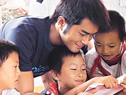 Cổ Thiên Lạc thầm lặng xây 85 trường học-4