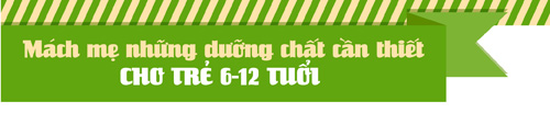 mach me nhung duong chat can thiet cho tre 6 – 12 tuoi - 1