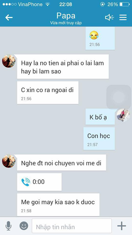 """ran ran"" trao luu nhan tin cho me ""tet nay con khong ve"" - 4"
