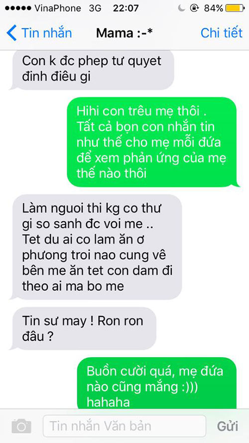"""ran ran"" trao luu nhan tin cho me ""tet nay con khong ve"" - 17"