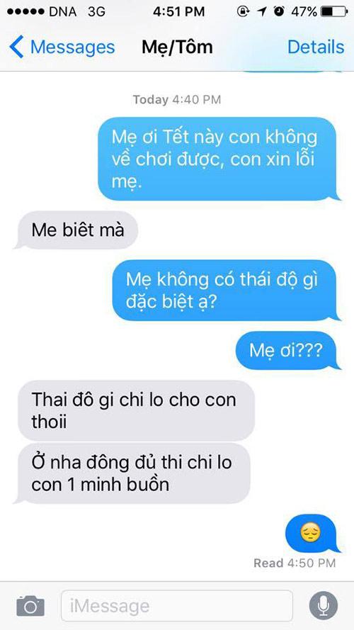 """ran ran"" trao luu nhan tin cho me ""tet nay con khong ve"" - 18"