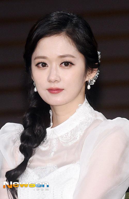"jang nara tre trung xinh dep ben ""dan em"" jung kyung ho - 5"