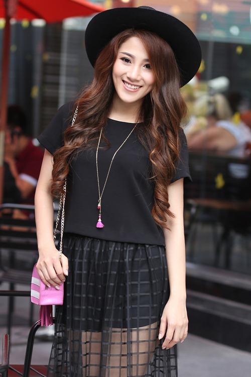 a quan the voice 2015 khoe chi gai xinh dep nhu hotgirl - 3