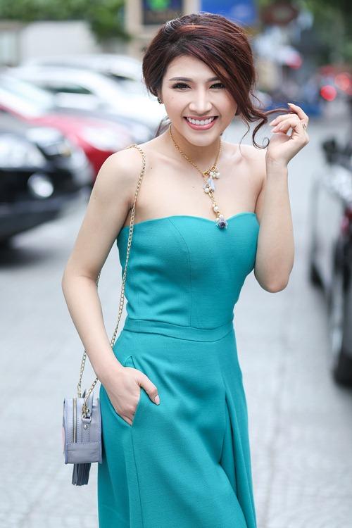 a quan the voice 2015 khoe chi gai xinh dep nhu hotgirl - 5