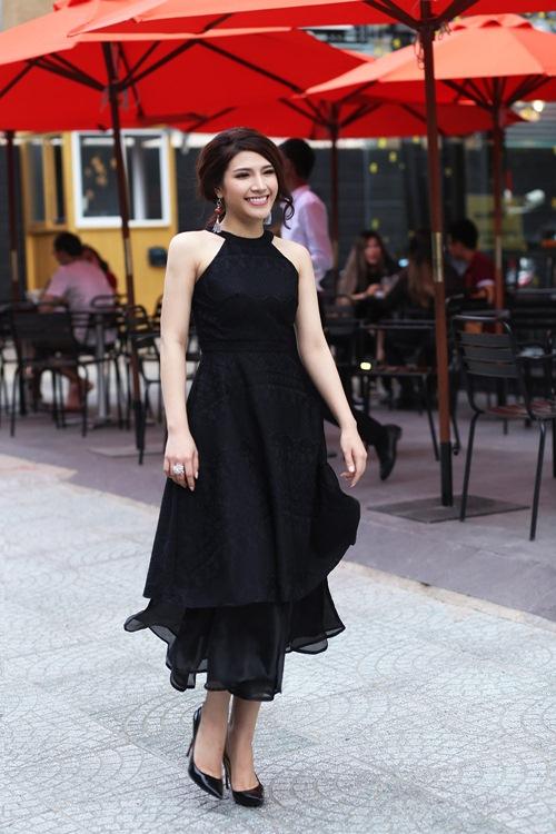 a quan the voice 2015 khoe chi gai xinh dep nhu hotgirl - 6