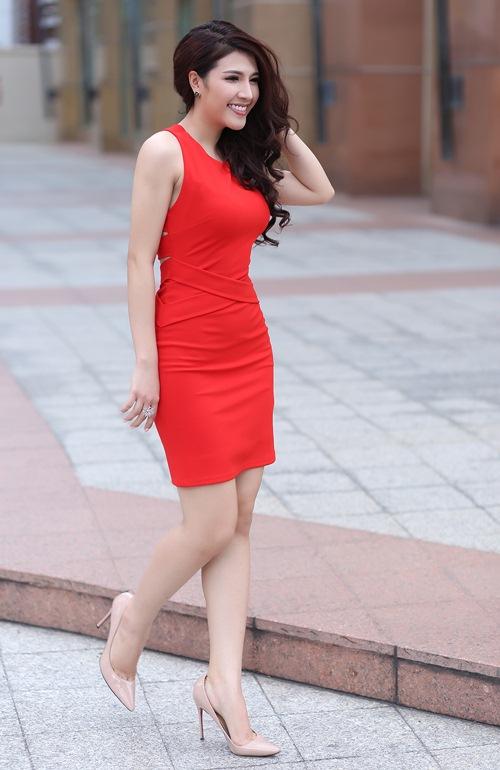 a quan the voice 2015 khoe chi gai xinh dep nhu hotgirl - 7