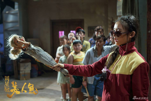 """my nhan ngu"" - bo phim doc dao, ba dao cua chau tinh tri - 2"