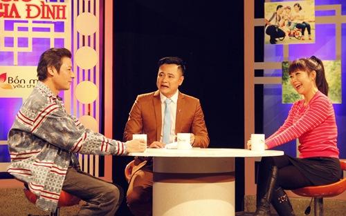 """nghe si huong """"tuoi"""": khong phuc neu chong chi biet nem tien ve - 3"""