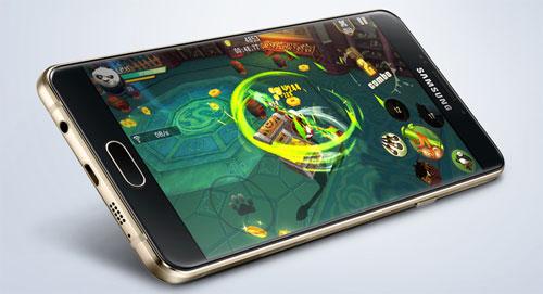 samsung phat trien smartphone cao cap galaxy a9 pro - 1