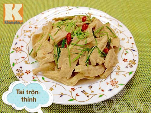 bua com 5 mon chi hon 90.000 dong - 4