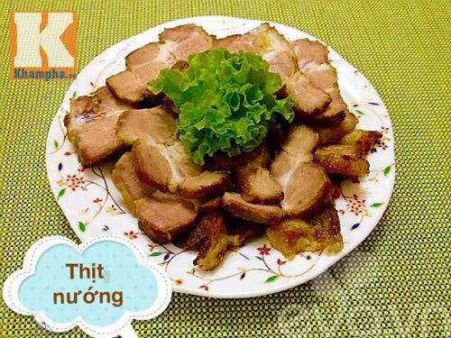 bua com 5 mon chi hon 90.000 dong - 3