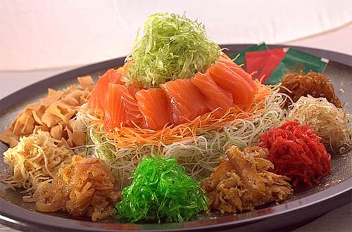 Những món ăn may mắn trong dịp Tết của các nước Châu Á-4