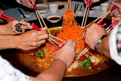 Những món ăn may mắn trong dịp Tết của các nước Châu Á-5