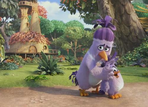 """cuoi rung ron voi trailer """"sieu de thuong"""" cua angry birds - 4"""