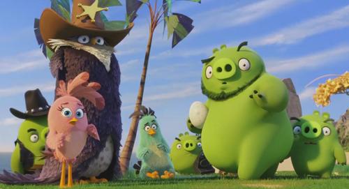 """cuoi rung ron voi trailer """"sieu de thuong"""" cua angry birds - 2"""