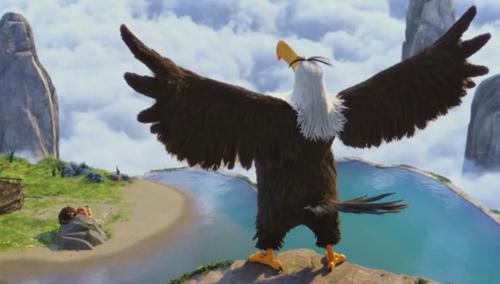"""cuoi rung ron voi trailer """"sieu de thuong"""" cua angry birds - 5"""