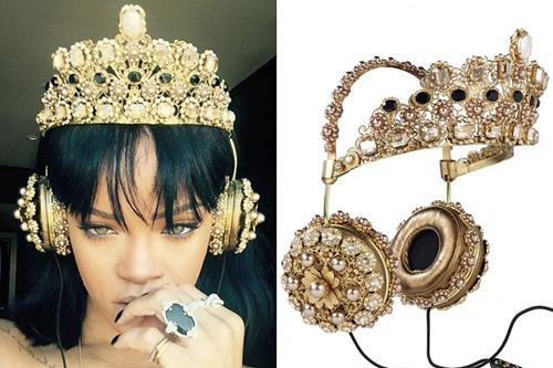 Tai nghe 200 triệu giống Rihanna gây sốt-2