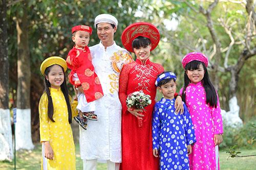 Ngày Tết thú vị ở gia đình bà mẹ 4 con Đồng Nai-3