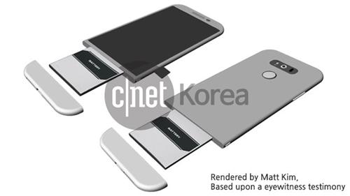smartphone cao cap cua lg se co khe cam phu kien dac biet - 1