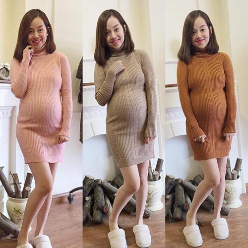 Những hotgirl Việt đang chờ sinh