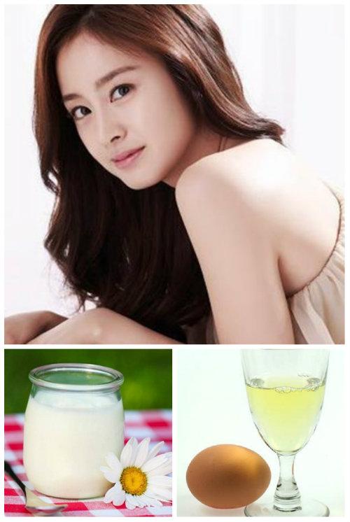 Hãy thực hiện cách chăm sóc tóc bằng sữa chua ngay hôm nay để bạn có được mái tóc đẹp, như ý giống phụ nữ xứ sở Kim Chi.