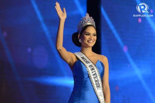 hoa hau hoan vu 2015 duoc dang quang lan 2 tai philippines - 4