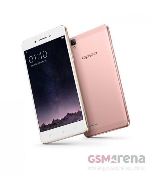 smartphone f1 plus cua oppo: man hinh 5,5 inch, ram 4 gb - 1