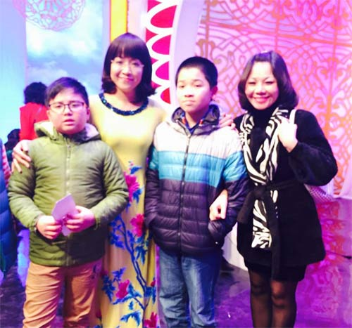 "cong ly doan tu thao van va con trai tai ""tao quan 2016"" - 3"