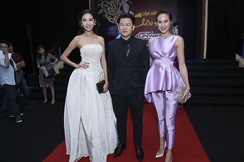 angela phuong trinh hoa nu than tai chung ket project runway - 9