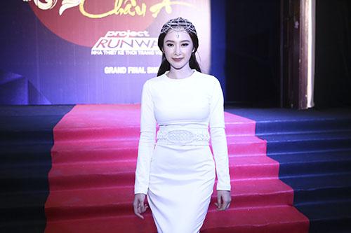 angela phuong trinh hoa nu than tai chung ket project runway - 4