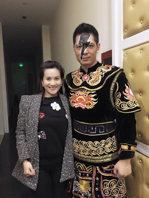 """vo binh minh di co vu chong dong """"tao quan 2016"""" - 2"""