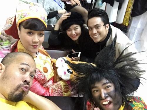 """vo binh minh di co vu chong dong """"tao quan 2016"""" - 11"""