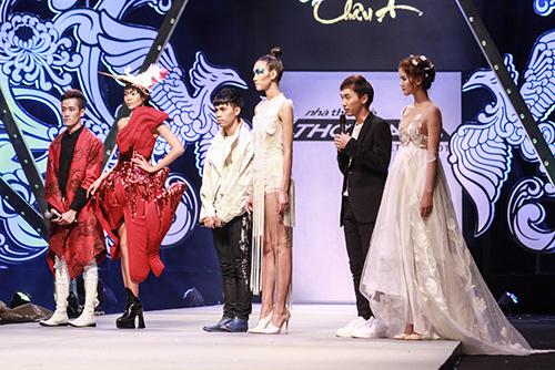 tien truyen len ngoi quan quan project runway vietnam 2015 - 17