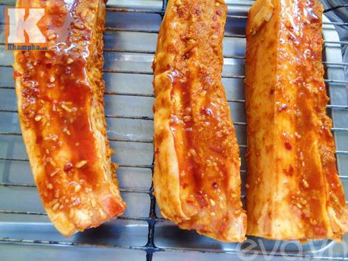 Thịt heo nướng cà ri tuyệt ngon cho Tết-4