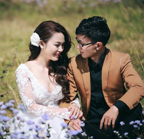 Đẹp mê hồn bộ ảnh cưới ngập tràn sắc hoa ngày xuân-12
