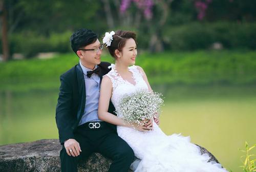 Đẹp mê hồn bộ ảnh cưới ngập tràn sắc hoa ngày xuân-16