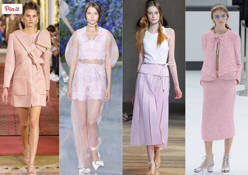 6 màu sắc mê hoặc các tín đồ thời trang mùa xuân này-1