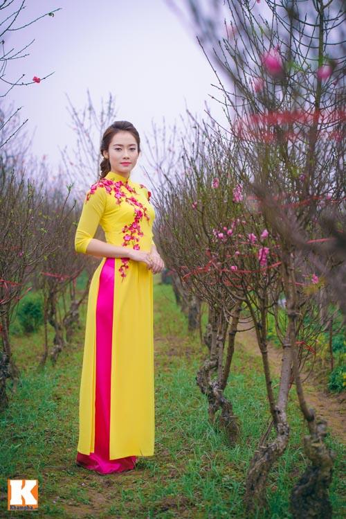 nu sinh lao - hoa khoi truong duoc say dam ta ao dai - 8