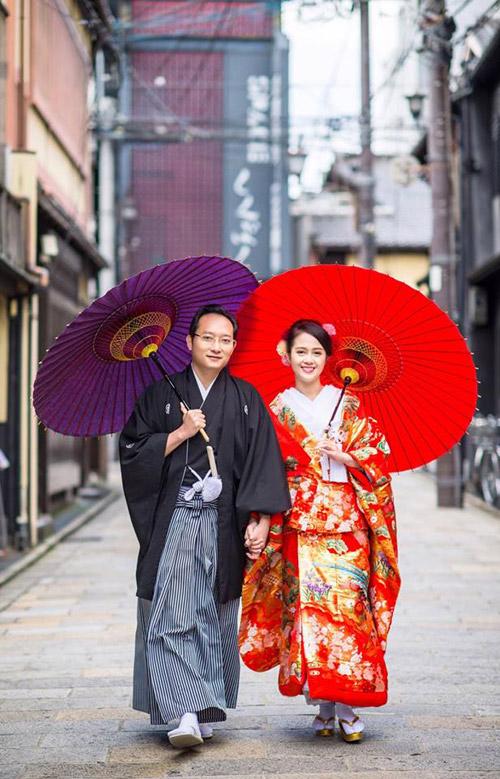 Cặp đôi tỏ tình trên đất Nhật ngay lần đầu gặp mặt-13