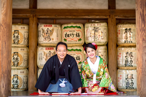 Cặp đôi tỏ tình trên đất Nhật ngay lần đầu gặp mặt-15