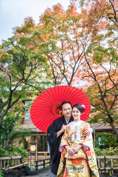 Cặp đôi tỏ tình trên đất Nhật ngay lần đầu gặp mặt-14