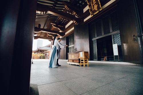 Cặp đôi tỏ tình trên đất Nhật ngay lần đầu gặp mặt-5